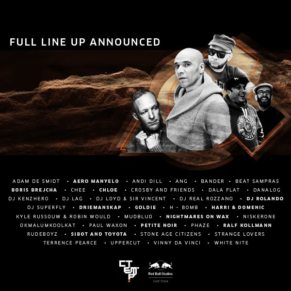 CTEMF Reveals Biggest Ever Line-Up for 2016