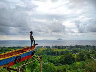 Ayunan Bukit Vandiam, Kabupaten Sinjai, Sulawesi Selatan foto oleh @muh_irfan74