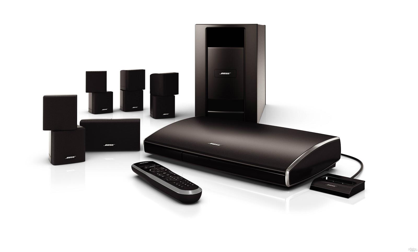 nouvelle technologie gadget high tech test home cinema bose lifestyle v35. Black Bedroom Furniture Sets. Home Design Ideas