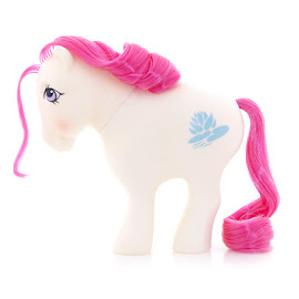 My Little Pony July Water Lily Year Three Mail Order G1 Pony