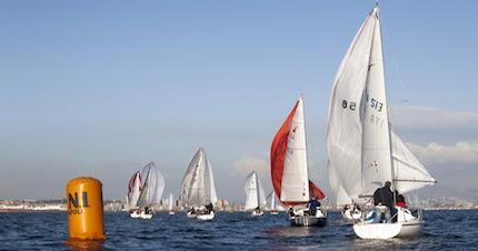 Partito il Campionato Meteor del Golfo di Napoli