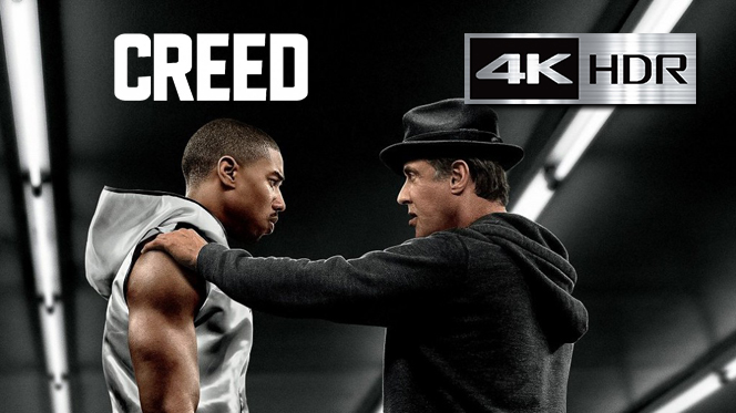 Creed: Corazón de campeón (2015) 4K UHD [HDR] Latino-Castellano-Ingles