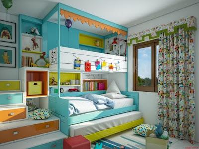 สีห้องนอน