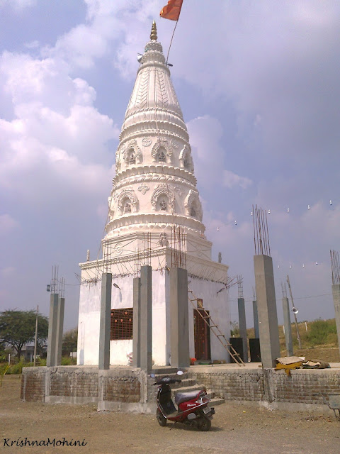 Image: Devi Maa Temple Under Construction