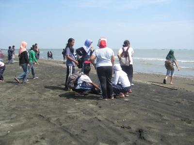 Tempat Wisata Pantai Maron Semarang 13