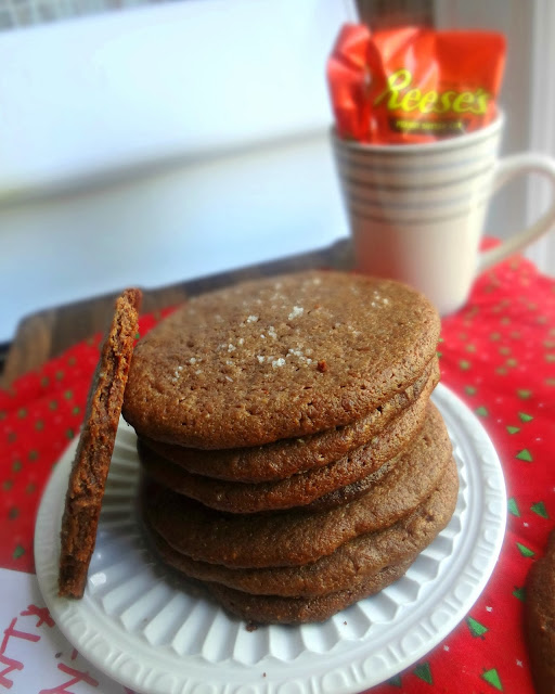 2 Ingredient Peanut Butter Cup Cookies