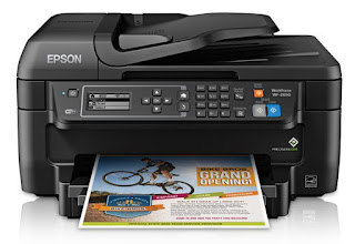 Epson WorkForce WF-2650 Driver Printer Download