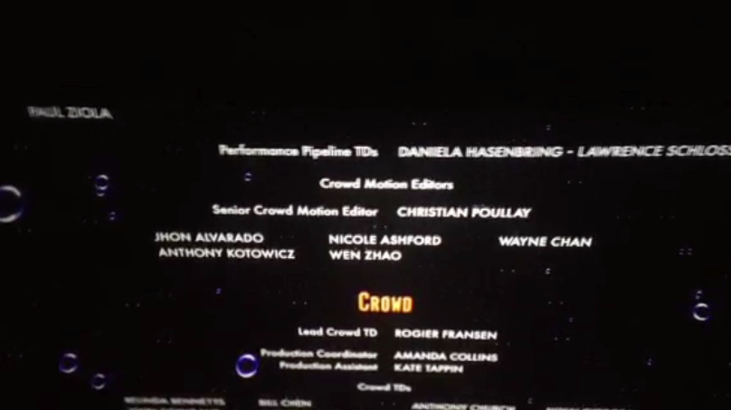 Welcome to AM on the way: Happy Feet 2 Cast list screen shot