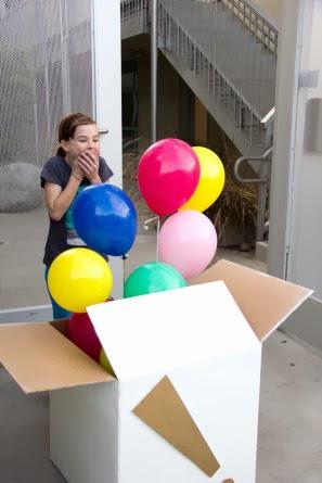 Caja sorpresa un regalo ideal