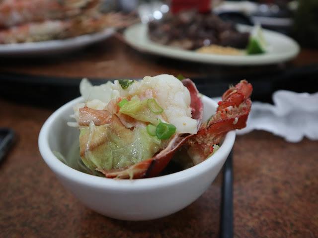 IMG 1604 - 二訪東港活海產│現點現撈,每樣餐點都超級新鮮,必點龍蝦味噌鍋