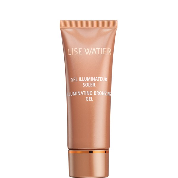 Lise Waiter Illuminating Bronzing Gel: A quick review