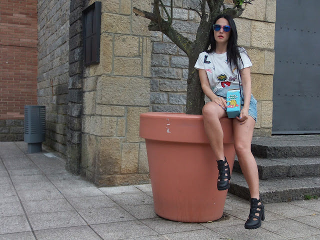 fashion, moda, look, outfit, walking, blog, casual, trendy, cool, overall, dungarees