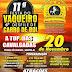 Vem ai a 11ª Festa do Vaqueiro e 6º Desfile de Carro de Boi no Pov. São Francisco em Adustina/BA
