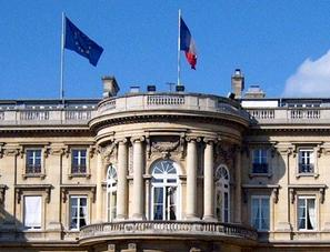 France's Foreign Ministry