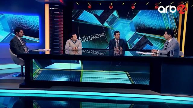 Çocuk mərcanlı markalı suvenirlər və Qarabağlı bal markası ilə bağlı müzakirə - ARB 24 TV
