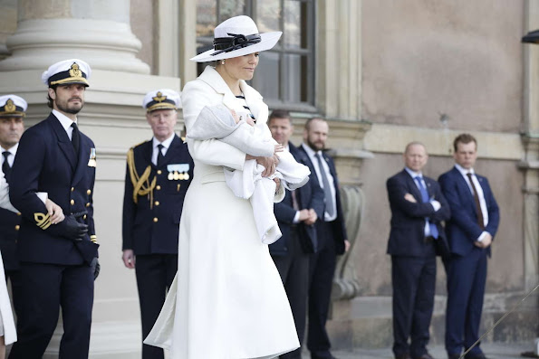 Te Deum for the 70th birthday of the King Carl Gustaf