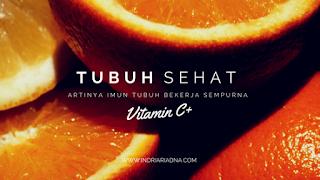 vitamin C sangat penting untuk kesehatan anak
