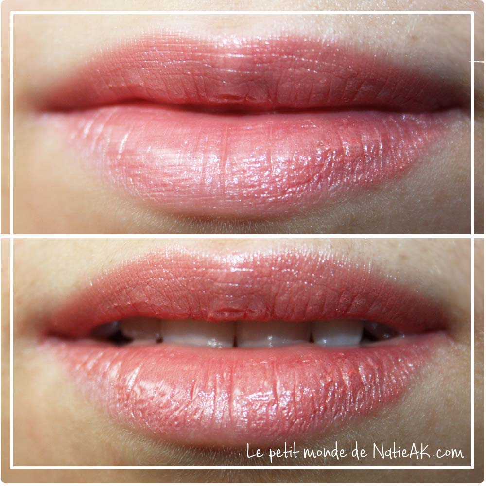 rouge à lèvres rouge nude bio