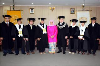 Sidang Promosi Doktoral Priscila Fitriasih
