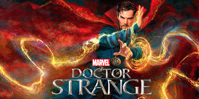 Doctor Strange 2016 DVSCR Hindi Dubbed Movie Watch Online and Download