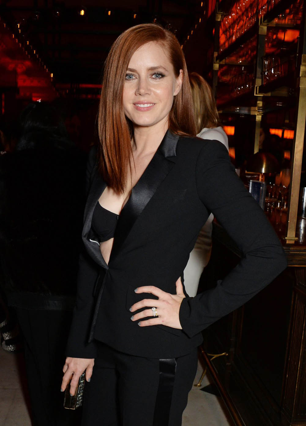 amy adams at wiensten co. and grey goose 2015 bafta pics 02
