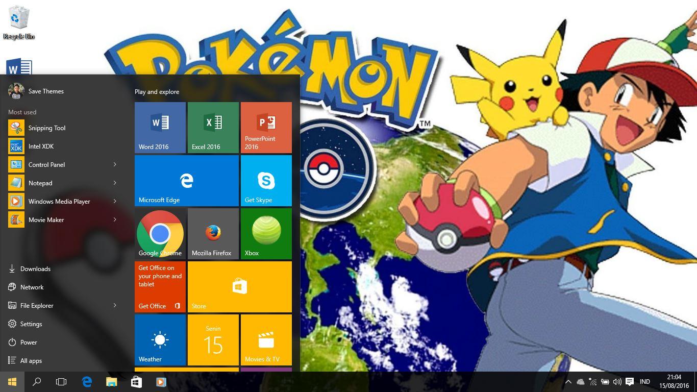 pokemon windows