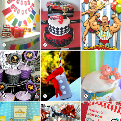 Share Your Party Ideas & Celebrations No. 11