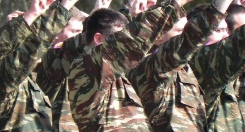 ΜΥΤΙΛΗΝΗ: Τελετή Ορκωμοσίας Νεοσυλλέκτων Οπλιτών στο Στρατόπεδο «ΥΠΛΓΟΥ (ΠΖ) ΜΑΚΡΗ ΜΙΧΑΗΛ»