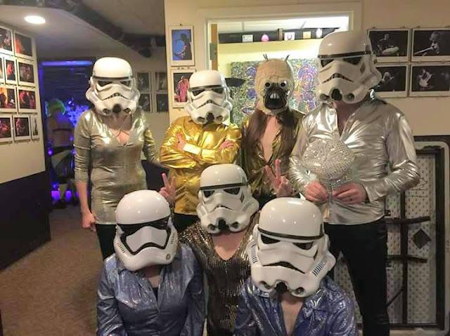 Stormtrooper helmets