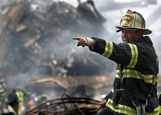A Firefighter, Living From Glory To Glory Blog...