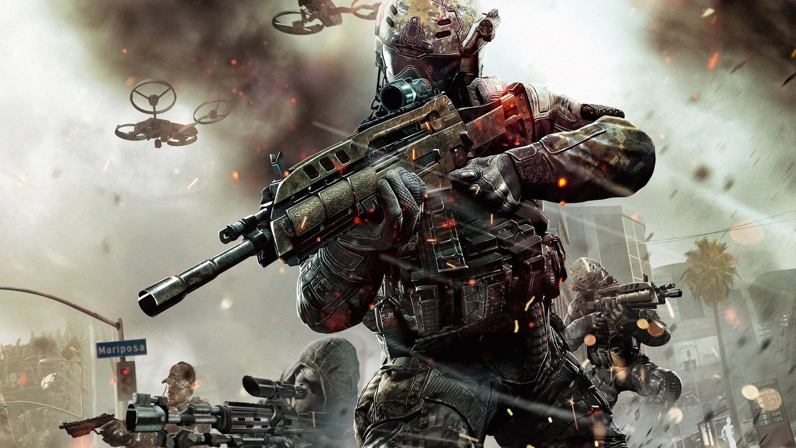 Call Of Duty Wallpaper Hd: CALL OF DUTY WALLPAPERS
