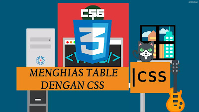 css table