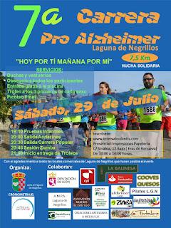 Carrera del Alzeimer 2018