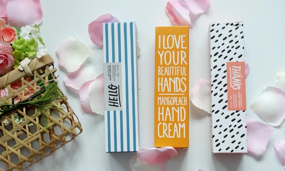 BUTTER(버터) Korea's Hand Cream