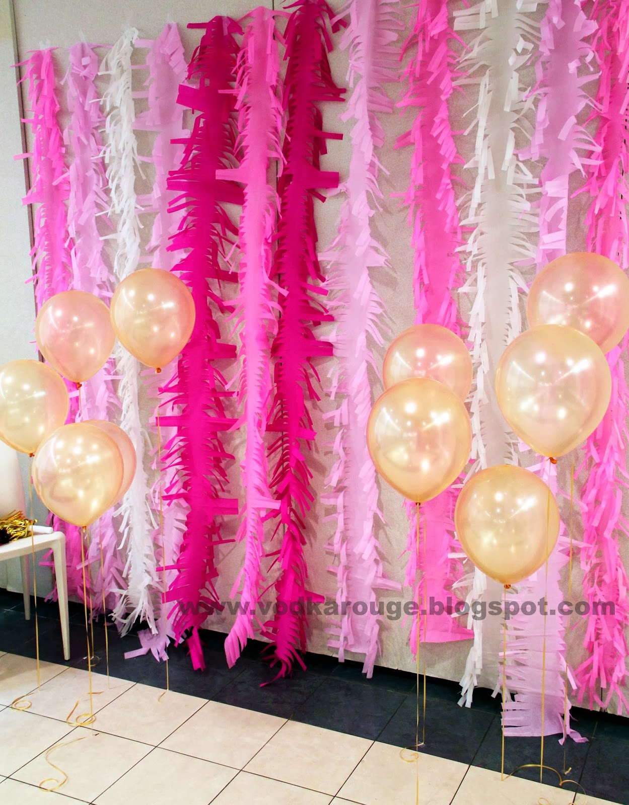 Vodkarouge Isha S 1st Birthday Party Pink Amp Gold Sparkle