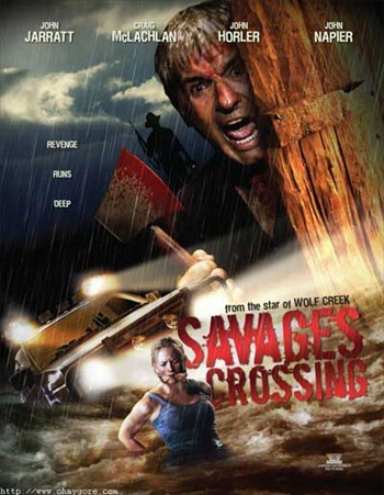 Savage 2011 Dual Audio Hindi 720p DVDRip 750mb