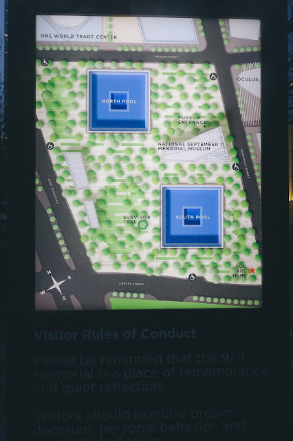 ナショナル・セプテンバー11メモリアル&ミュージアム(National September 11 Memorial&Museum)