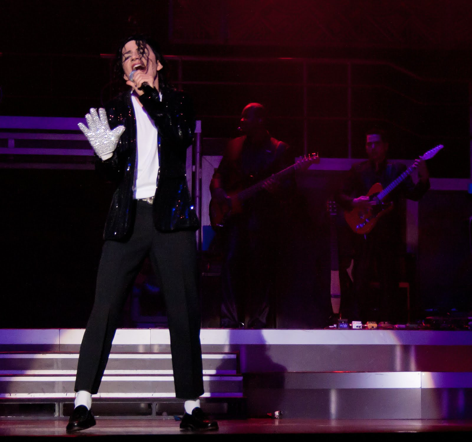Delfim Miranda - Michael Jackson Tribute - Billie Jean - Live in Las Vegas - USA