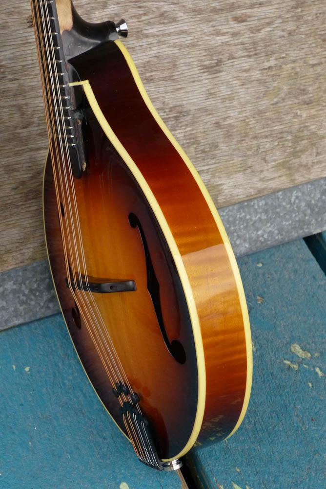 datation des mandolines Flatiron