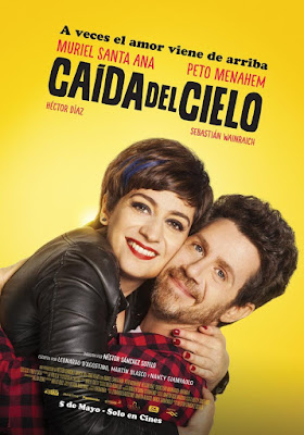 Caída Del Cielo 2016 DVD Custom NTSC Latino