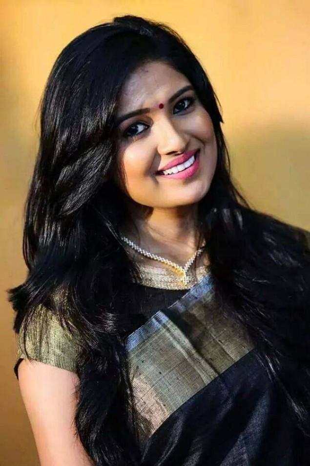 Serial Actress Vani Bhojan 2016 Latest Gallery Gethu Cinema