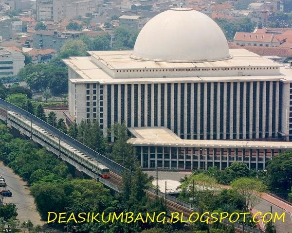Wisata Islami ke Masjid Istiqlal Jakarta