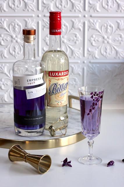 Sbagliato Errato and Luxardo Bitter Bianco