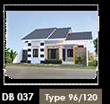 Desain Rumah Memanjang Ke Samping 12x10 Meter