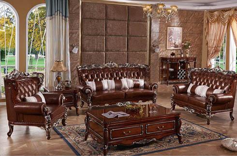 3 mẫu ghế sofa phòng khách hoàng gia sang trọng cuốn hút