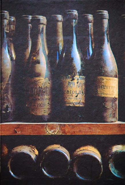 stare wino, stare butelki