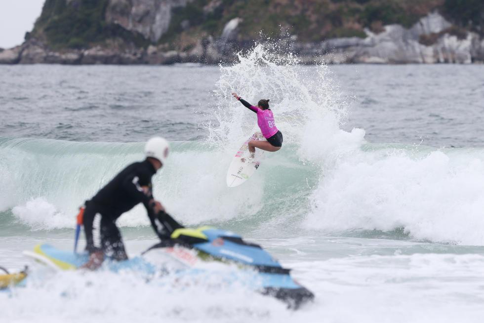 32 Sally Fitzgibbons Oi Rio Pro Foto WSL Kelly Cestari