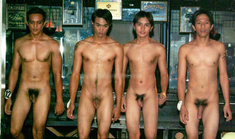 mr nude contest