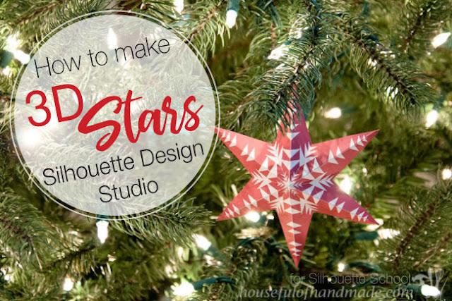 paper projects, 3d designs, 3d paper designs, Advanced silhouette Studio Tutorials, silhouette 101