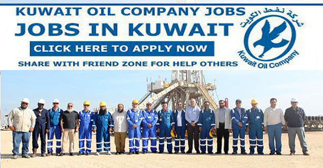 Latest Job Vacancies in Kuwait Oil Company